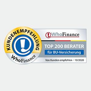 Broza Minden Top Berater Berufsunfaehigkeitsversicherung