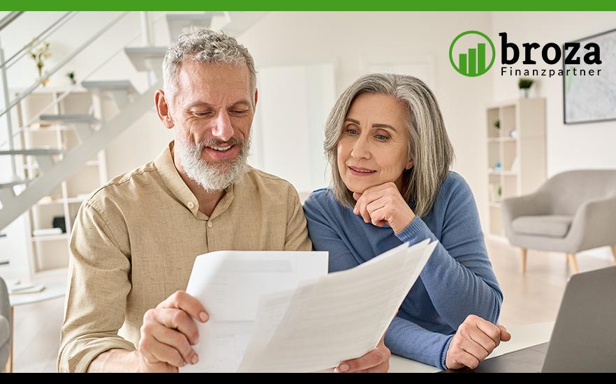 Altersvorsorge – broza Finanzpartner Minden