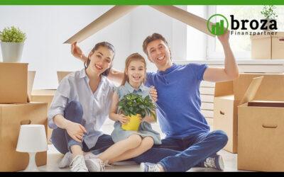 Baufinanzierung – Eigenheim