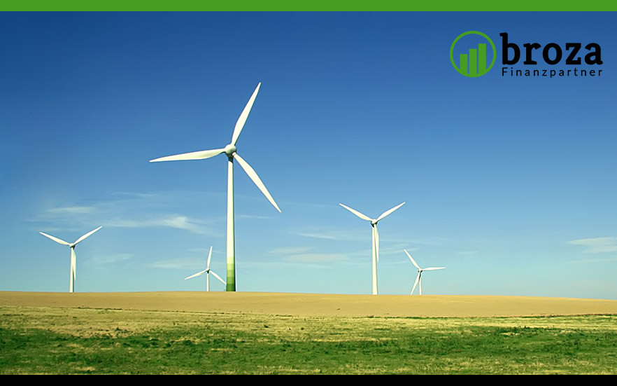 broza Finanzpartner Grünes Investment